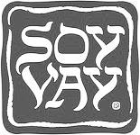 Soy Vay Logo - Gray